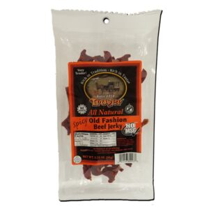 Troyer Spicy Beef Jerky